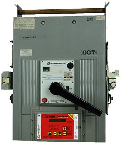 AC-PRO direct replacement on a GE Power Breaker